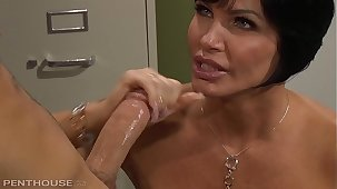 Mature Music Teacher Shay Fox Holds Private Lessons of Balls Deep Sex and Blowjobs