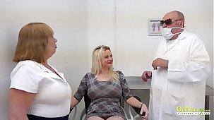 OldNannY Dental Clinic Pussy Licking Hazard