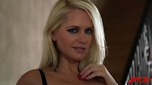 MILF Alena Croft Loves A BBC In Her Aggravation