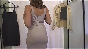 Mom With an increment of Son Dressing Room Sex
