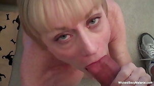 GILF Lives In Her Answer Sex World