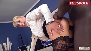 LETSDOEIT - Cheating Wife MILF Lana Vegas Has Amazing Interracial Sex More BBC