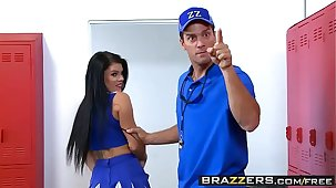 Brazzers - Big Tits at Crammer - (Peta Jensen), (Ramon) - Yoke Wet Cheerleader