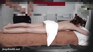 The unadulterated massage, hidden camera