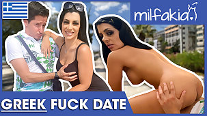 Rosa: Greek slut is an insatiable cock lover! Milfakia.com