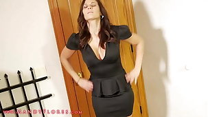 Mandy Flores HOT MILF Step Mom Causes Casual Erection HD